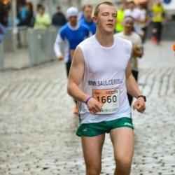 The 25th Lattelecom Riga marathon - Roberts Jurkevics (1660)
