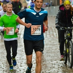 The 25th Lattelecom Riga marathon - Niklas Rodemann (1076)