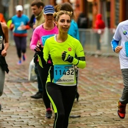 The 25th Lattelecom Riga marathon - Anastasija Medvedeva (11432)
