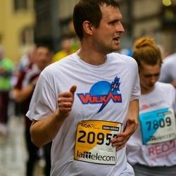 The 25th Lattelecom Riga marathon - Aigars Dakteris (20957)