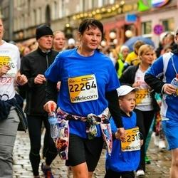The 25th Lattelecom Riga marathon - Agnese Igaune (22264)