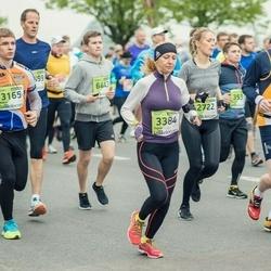 The 25th Lattelecom Riga marathon - Paolo Moekotte (2684), Anna Griezite (2722), Māris Sardiko (3165), Signe Ozolina (3384), Timurs Kaneps (6443)