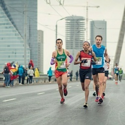 The 25th Lattelecom Riga marathon - Flavio Nunes (103)