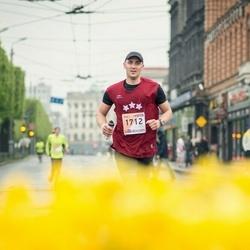 The 25th Lattelecom Riga marathon - Ainārs Gudēvics (1712)