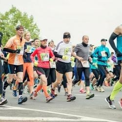 The 25th Lattelecom Riga marathon - Evgeny Suborov (229), Algimantas Janusauskas (362), Alex Beernaerd (461), Ljudmila Getman (3819), Vladimir Kotsenkov (4215)