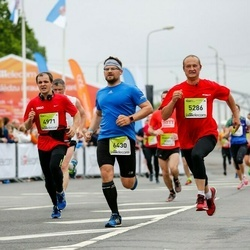 The 26th Lattelecom Riga Marathon - Pēteris Dūka (4971), Juris Freimanis (5286), Osvaldas Varnas (6430)