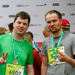 The 26th Lattelecom Riga Marathon - Madis Gerbasevskis (6502)