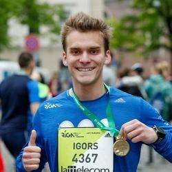The 26th Lattelecom Riga Marathon - Igors Kutukovs (4367)