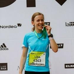 The 26th Lattelecom Riga Marathon - Līga Meļķerte (4343)