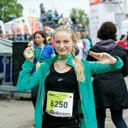 The 26th Lattelecom Riga Marathon - Ieva Ošiņa (6250)