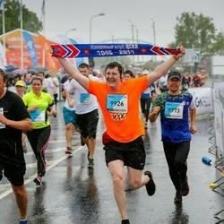 The 26th Lattelecom Riga Marathon - Maksim Oskin (9926)
