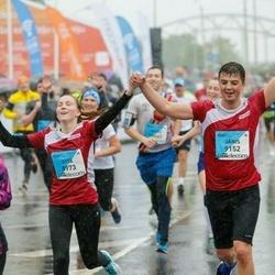 The 26th Lattelecom Riga Marathon - Dita Pimucāne (8973), Jānis Stirna (9152)
