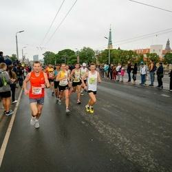 The 26th Lattelecom Riga Marathon - Valērijs Šakelis (1347), Andrejs Bondarevs (2667)
