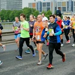 The 26th Lattelecom Riga Marathon - David Major (611), Inga Medne (4490), Āris Zeps (4826)