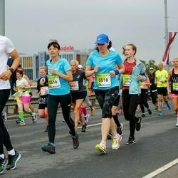 The 26th Lattelecom Riga Marathon - Dina Kaupere (5516), Vita Pučka (5518)
