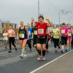 The 26th Lattelecom Riga Marathon - Regina Evarte (1063), Baiba Salna (3519)