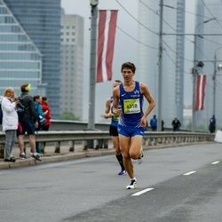 The 26th Lattelecom Riga Marathon - Fabian Gering (6310)