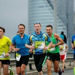 The 26th Lattelecom Riga Marathon - Reinis Ronis (5031)