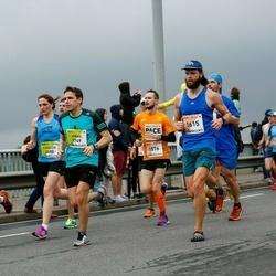 The 26th Lattelecom Riga Marathon - Edgars Rencis (1615), Jonas Priedininkas (3749)