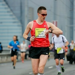 The 26th Lattelecom Riga Marathon - Sandis Vanders (3617)
