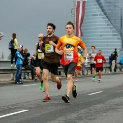 The 26th Lattelecom Riga Marathon - Mārtiņš Plaudis (1764)
