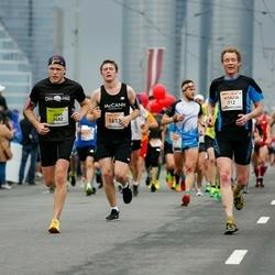 The 26th Lattelecom Riga Marathon - Vitālijs Muzika (312), Artis Ozoliņš (1613)
