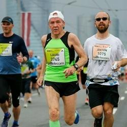 The 26th Lattelecom Riga Marathon - Lauri Koivuranta (3745)