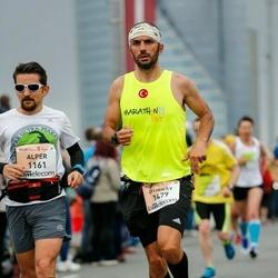 The 26th Lattelecom Riga Marathon - Burkay Gunay (1479)