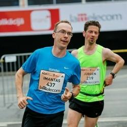 The 26th Lattelecom Riga Marathon - Imantas Masiulis (437)