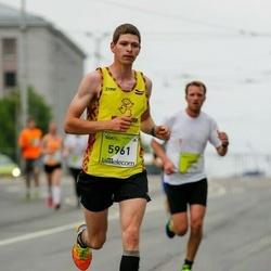 The 26th Lattelecom Riga Marathon - Arnis Pašķevičs (5961)