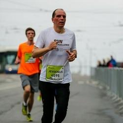 The 26th Lattelecom Riga Marathon - Jevgenijs Bondins (4595)