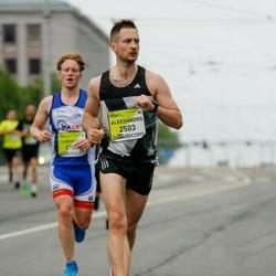 The 26th Lattelecom Riga Marathon - Aleksandrs Orlovs (2503)