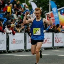 The 26th Lattelecom Riga Marathon - Kārlis Treimanis (2757)