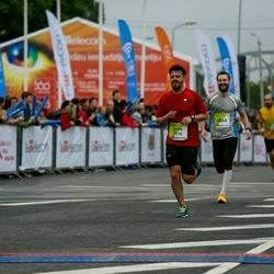 The 26th Lattelecom Riga Marathon - Gavin Dillow (2514)