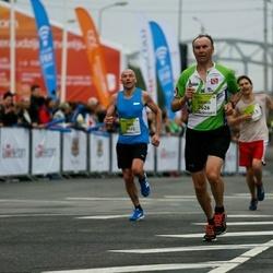 The 26th Lattelecom Riga Marathon - Dainis Zuburs (2626)