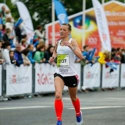 The 26th Lattelecom Riga Marathon - Laura Čakle (5137)