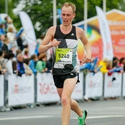 The 26th Lattelecom Riga Marathon - Aleksis Borozdins (5240)