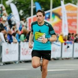 The 26th Lattelecom Riga Marathon - Jonas Priedininkas (3749)