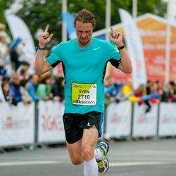 The 26th Lattelecom Riga Marathon - Sven Lehmann (2710)