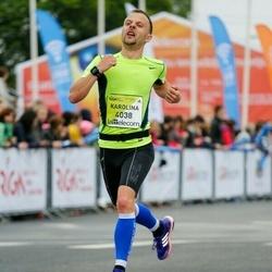 The 26th Lattelecom Riga Marathon - Karolina Federowicz (4038)