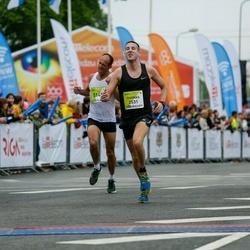 The 26th Lattelecom Riga Marathon - Thomas Herzig (2531)