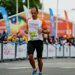 The 26th Lattelecom Riga Marathon - Kārlis Sālījums (5253)