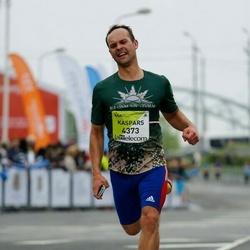 The 26th Lattelecom Riga Marathon - Kaspars Ušpelis (4373)