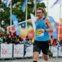 The 26th Lattelecom Riga Marathon - Vytautas Dumbliauskas (2686)