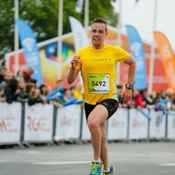The 26th Lattelecom Riga Marathon - Rihards Dziedātājs (5492)
