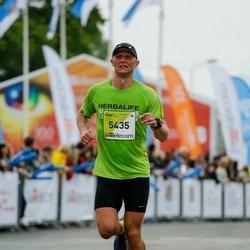The 26th Lattelecom Riga Marathon - Armands Zvejnieks (5435)