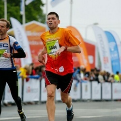 The 26th Lattelecom Riga Marathon - Mārtiņš Pūga (5806)