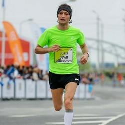 The 26th Lattelecom Riga Marathon - Juris Moisejevs (3940)