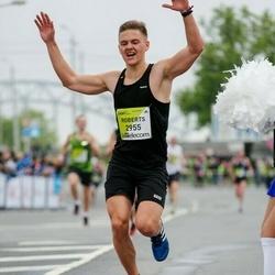 The 26th Lattelecom Riga Marathon - Roberts Naglis (2955)