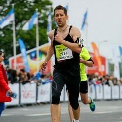 The 26th Lattelecom Riga Marathon - Roland Thele (3914)